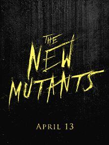 X-Men: New Mutants Trailer DF
