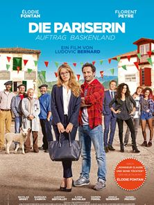 Die Pariserin - Auftrag Baskenland Trailer DF