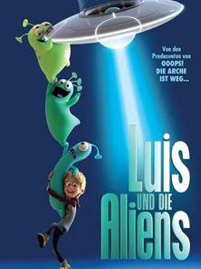 Luis & die Aliens Trailer DF