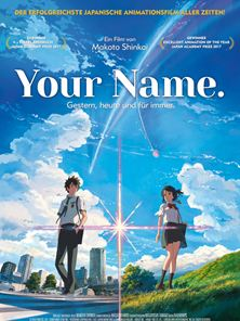 Your Name. Trailer (2) DF