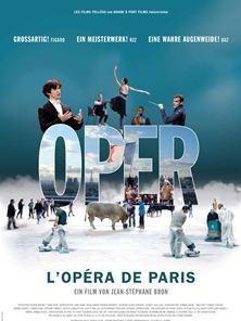 OPER. L'opéra de Paris Trailer OmU