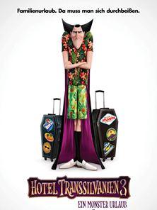 Hotel Transsilvanien 3 - Ein Monster Urlaub Trailer (3) OV