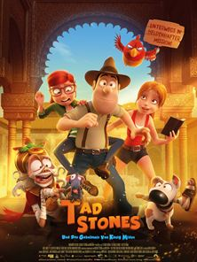 Tad Stones und das Geheimnis von König Midas Trailer (2) OV