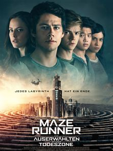 Maze Runner 3 - Die Auserwählten in der Todeszone Trailer DF