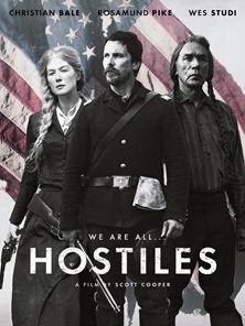 Hostiles Trailer OmU