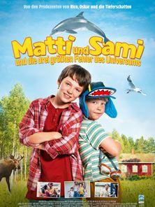 Matti und Sami und die drei größten Fehler des Universums Trailer DF