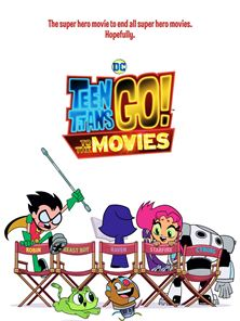 Teen Titans GO! To The Movies Trailer OV