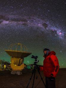 Sternenjäger - Abenteuer Nachthimmel Trailer DF