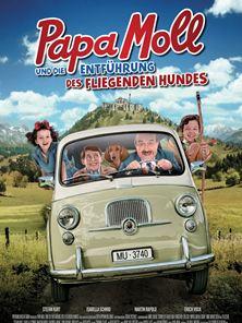 Papa Moll und die Entführung des fliegenden Hundes Trailer DF