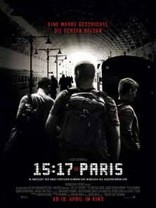 The 15:17 To Paris Trailer DF
