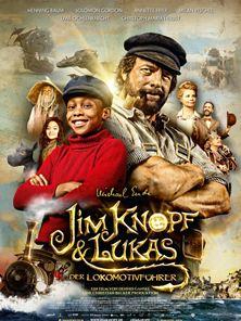 Jim Knopf und Lukas der Lokomotivführer Trailer DF