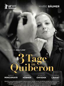 3 Tage in Quiberon Trailer DF