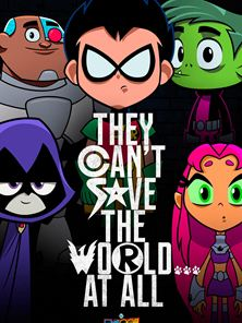 Teen Titans GO! To The Movies Trailer DF