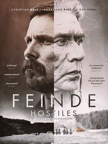 Feinde - Hostiles Trailer DF