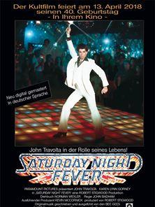 Saturday Night Fever - Nur Samstag Nacht Trailer DF