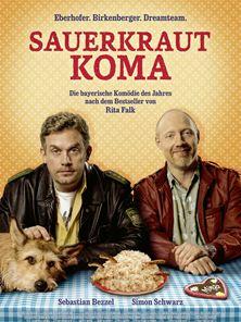 Sauerkrautkoma Trailer DF