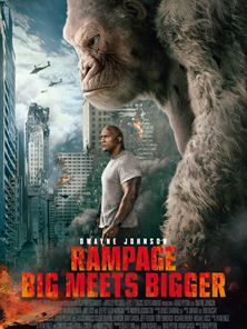 Rampage – Big Meets Bigger Trailer (2) DF