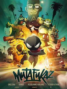 Mutafukaz Trailer OV