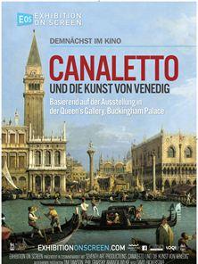 Canaletto und die Kunst von Venedig Trailer OV