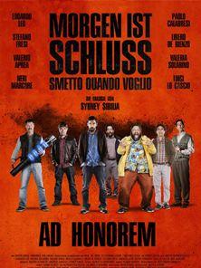 Morgen ist Schluss - Ad Honorem Trailer OmU