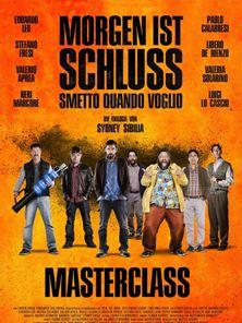 Morgen ist Schluss - Masterclass Trailer OmU