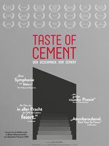 Taste of Cement - Der Geschmack von Zement Trailer DF