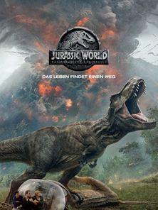Jurassic World 2: Das gefallene Königreich Trailer DF