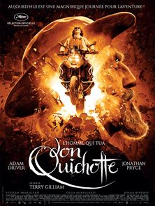 The Man Who Killed Don Quixote Trailer OV