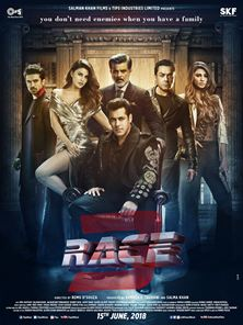 Race 3 Trailer OV