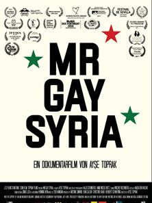 Mr. Gay Syria Trailer DF