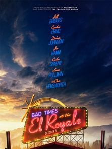 Bad Times At The El Royale Trailer DF