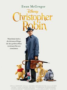 Christopher Robin Trailer DF