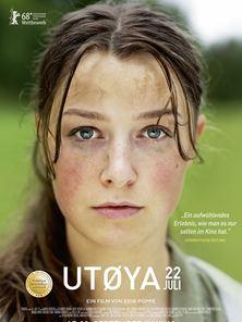 Utøya 22. Juli Trailer DF