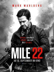 Mile 22 Trailer DF