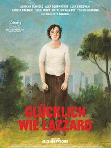 Glücklich wie Lazzaro Trailer DF