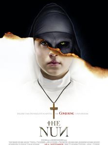 The Nun Trailer DF