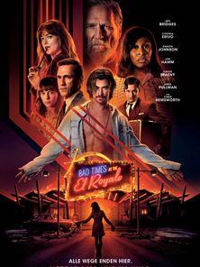 Bad Times At The El Royale Trailer DF
