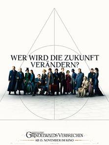 Phantastische Tierwesen: Grindelwalds Verbrechen Trailer (2) DF