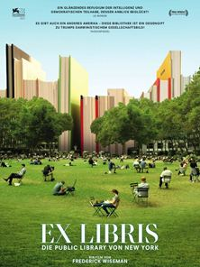 Ex Libris: Die Public Library von New York Trailer OmU