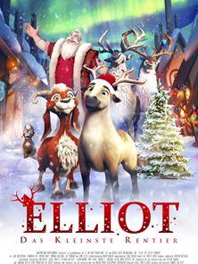 Elliot - Das kleinste Rentier Trailer DF