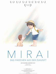 Mirai - Das Mädchen aus der Zukunft Trailer DF