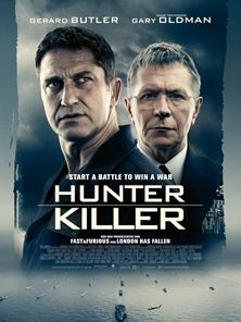 Hunter Killer Trailer DF