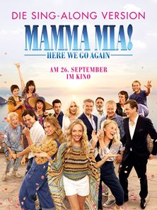 Mamma Mia 2: Here We Go Again Trailer DF