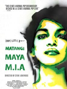 Matangi / Maya / M.I.A. Trailer OmU