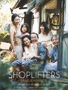 Shoplifters - Familienbande Trailer DF