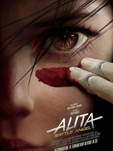 Alita: Battle Angel Trailer (2) DF