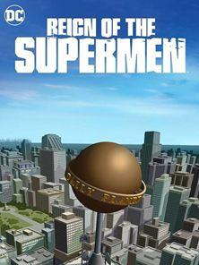Reign of the Supermen Trailer OV