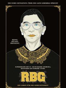 RBG - Ein Leben für die Gerechtigkeit Trailer DF