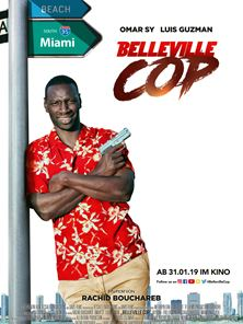 Belleville Cop Trailer DF
