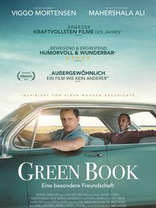 Green Book - Eine besondere Freundschaft Trailer (2) DF